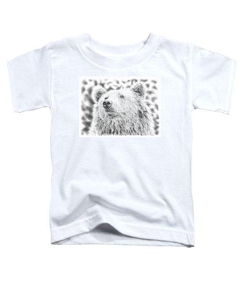 Mr. Bear Toddler T-Shirt