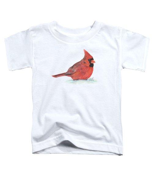 Mr Cardinal Toddler T-Shirt