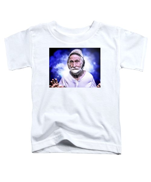 Mr. Joseph Blue Pulaski Toddler T-Shirt