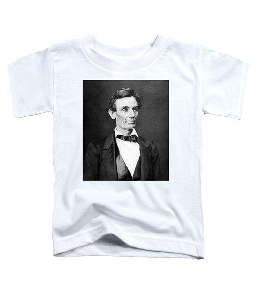 Mr. Lincoln Toddler T-Shirt