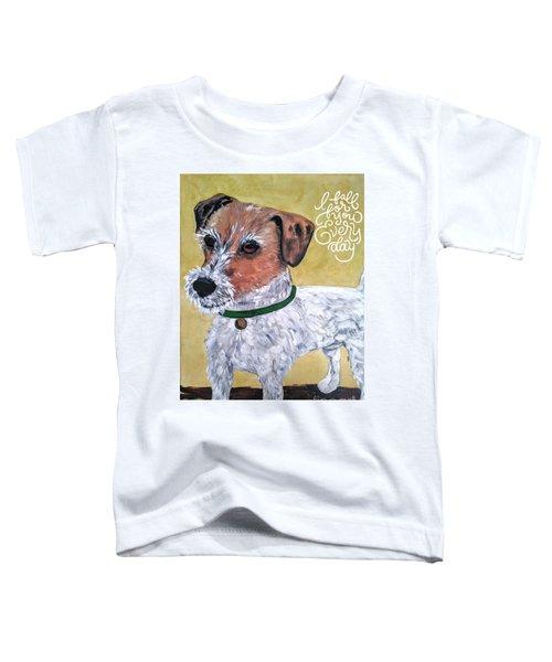 Mr. R. Terrier Toddler T-Shirt