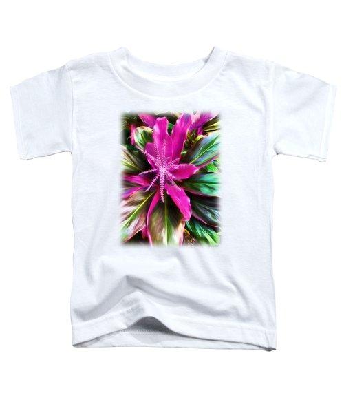 Miss Magenta Toddler T-Shirt