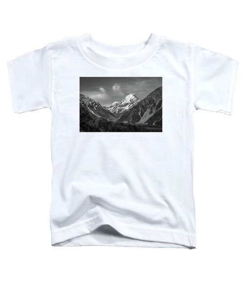 Mt Cook Wilderness Toddler T-Shirt