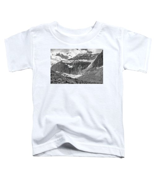 Mt. Edith Cavell Toddler T-Shirt