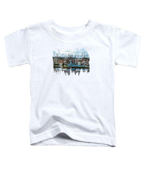 Mud Flats Toddler T-Shirt