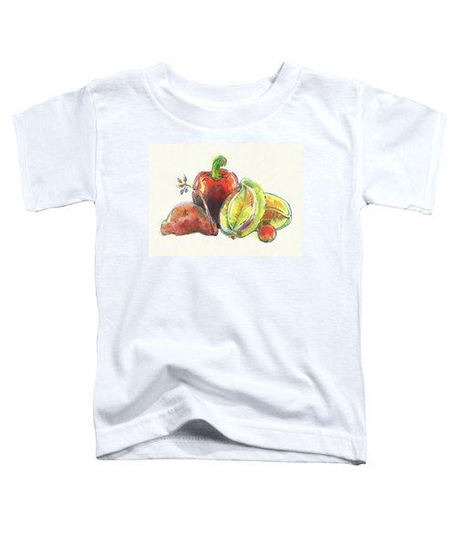Multi-cultural Friends Toddler T-Shirt