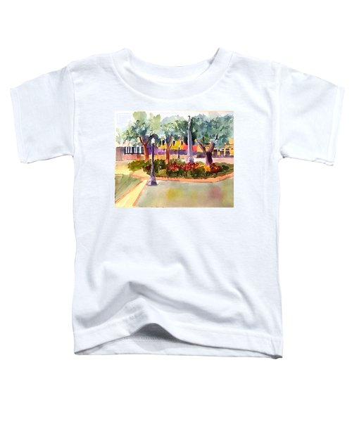 Munn Park, Lakeland, Fl Toddler T-Shirt