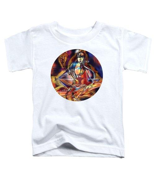 Music Shiva Toddler T-Shirt