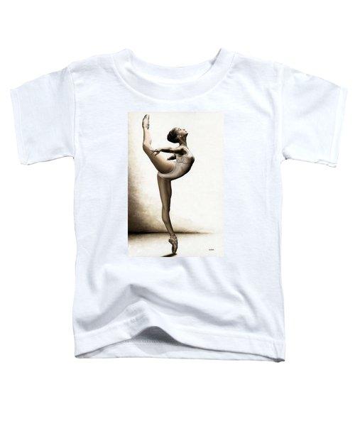 Musing Dancer Toddler T-Shirt