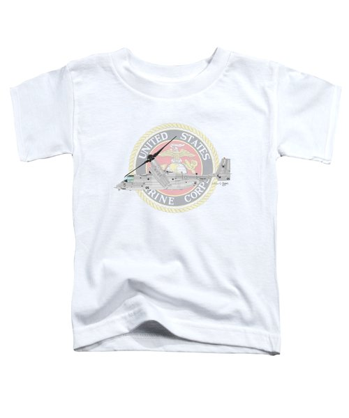 Mv-22bvmm-261 Toddler T-Shirt