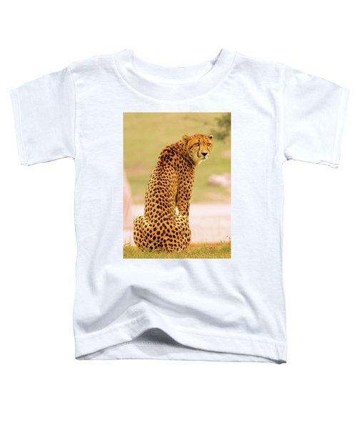 My Cheetah Toddler T-Shirt
