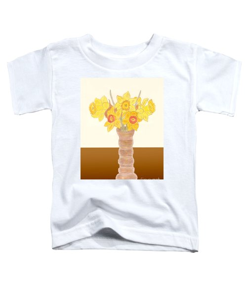 My Daffodils Toddler T-Shirt