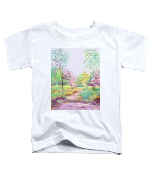 My Favourite Place Toddler T-Shirt