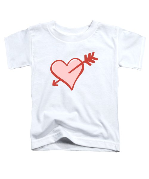 My Heart Toddler T-Shirt