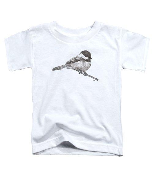 My Little Chickadee-dee-dee Toddler T-Shirt
