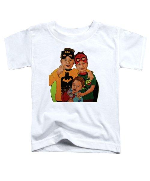 My Three Grandsons Toddler T-Shirt