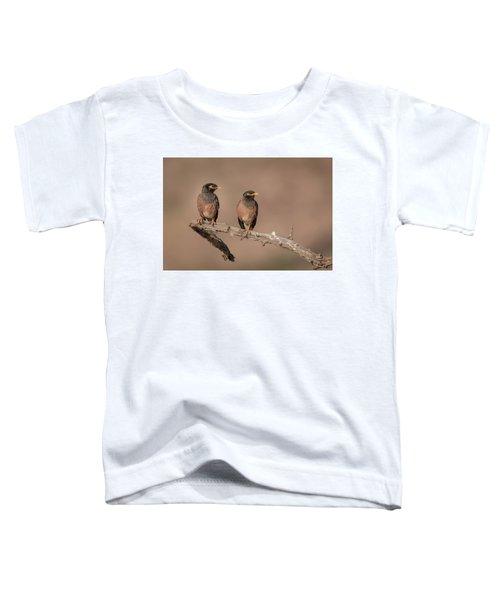 Myna Pair Toddler T-Shirt