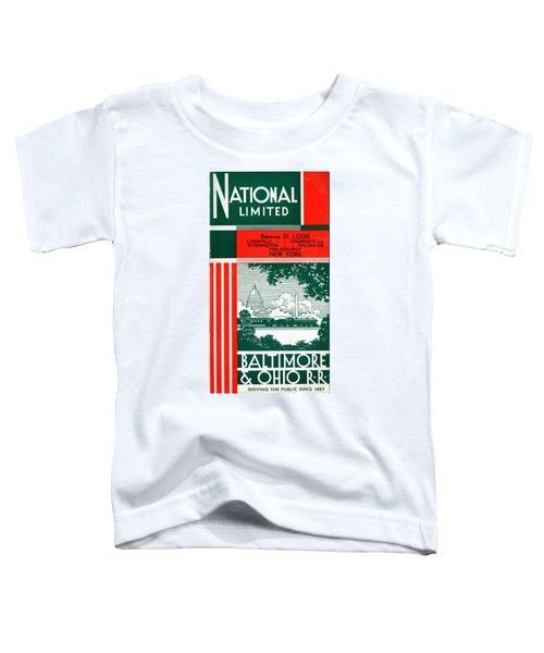 National Limited Toddler T-Shirt