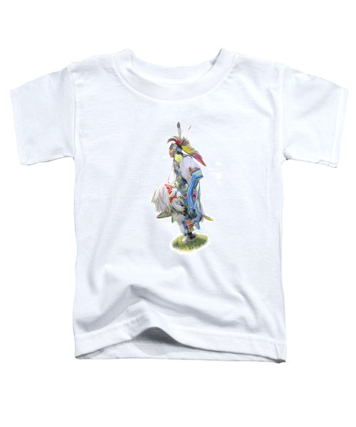 Native American Dancer Toddler T-Shirt
