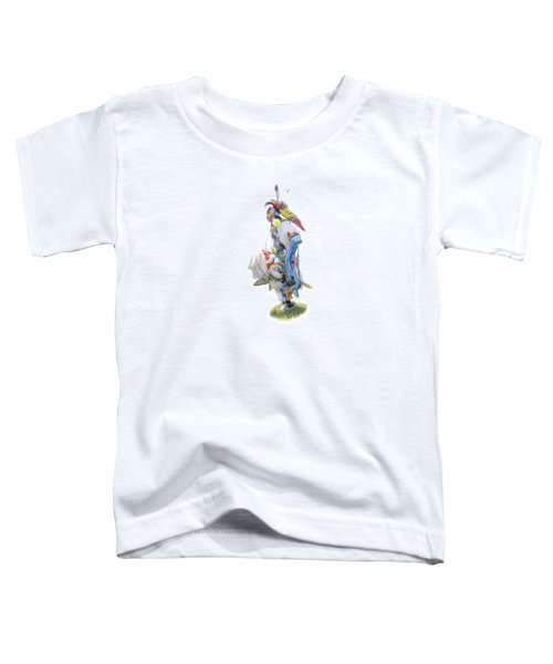 Native American Dancer Toddler T-Shirt