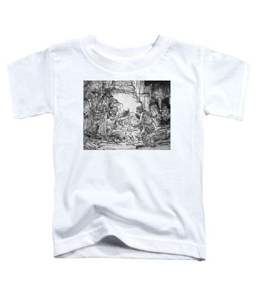 Nativity Toddler T-Shirt