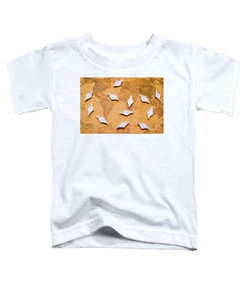 Nautical Adventure Toddler T-Shirt