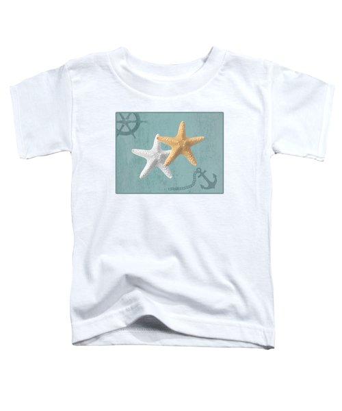 Nautical Stars Toddler T-Shirt