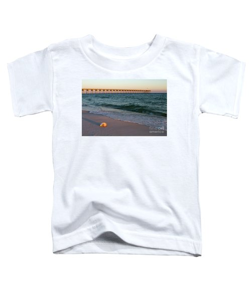 Nautilus And Pier Toddler T-Shirt