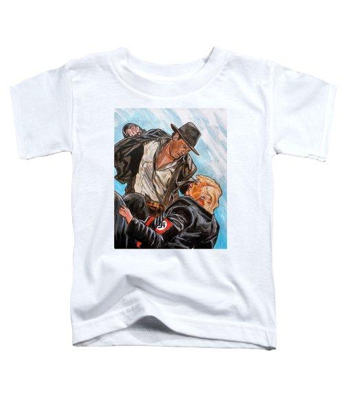 Nazis. I Hate Those Guys. Toddler T-Shirt
