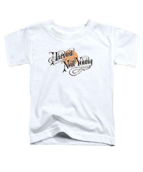 Neil Young Toddler T-Shirt