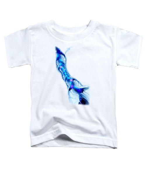 Neural Channel Toddler T-Shirt