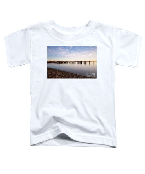 New Day In The Bay Toddler T-Shirt