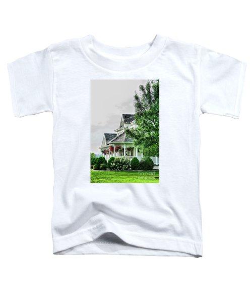 New England Beauty Toddler T-Shirt