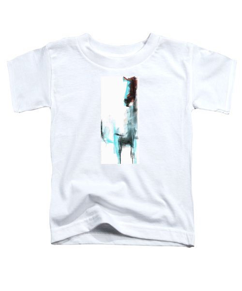 New Mexico Horse Four Toddler T-Shirt
