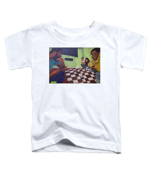 A Game Of Chess Toddler T-Shirt