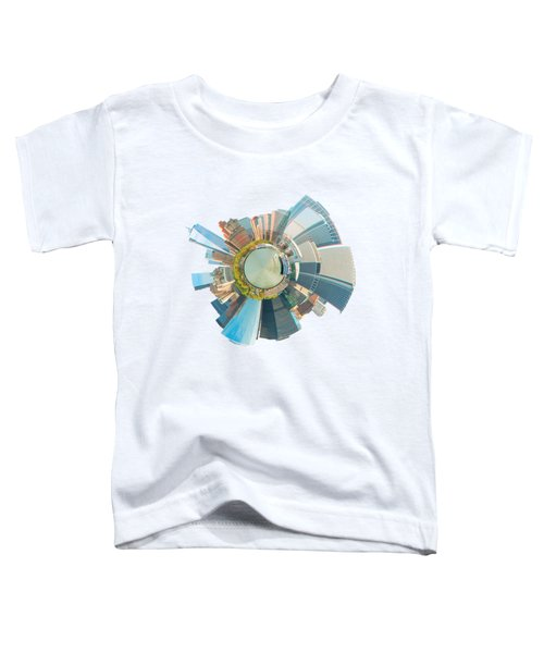 New York Circle Toddler T-Shirt