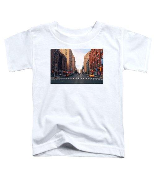 New York City - Summer Toddler T-Shirt