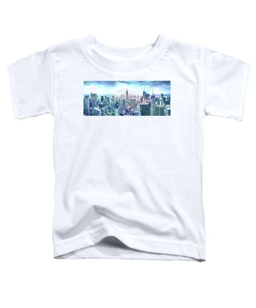 New York Fairytales Toddler T-Shirt