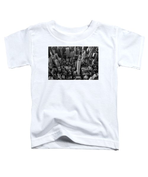 New York, New York 5 Toddler T-Shirt