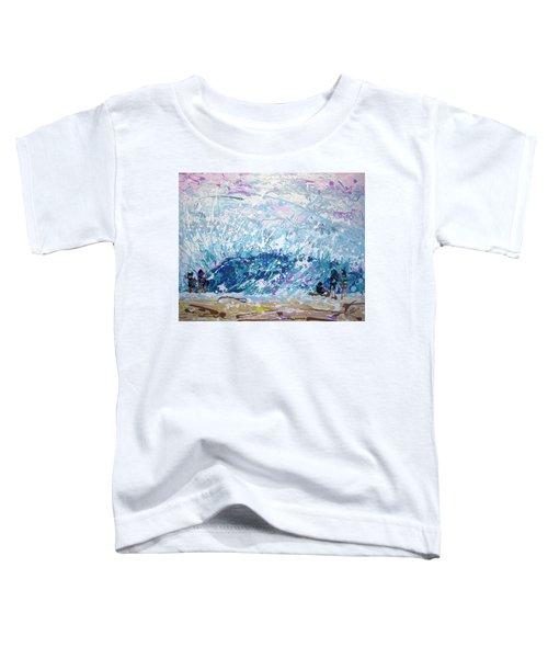 Newport Wedge Toddler T-Shirt