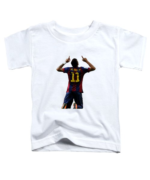 Neymar Toddler T-Shirt