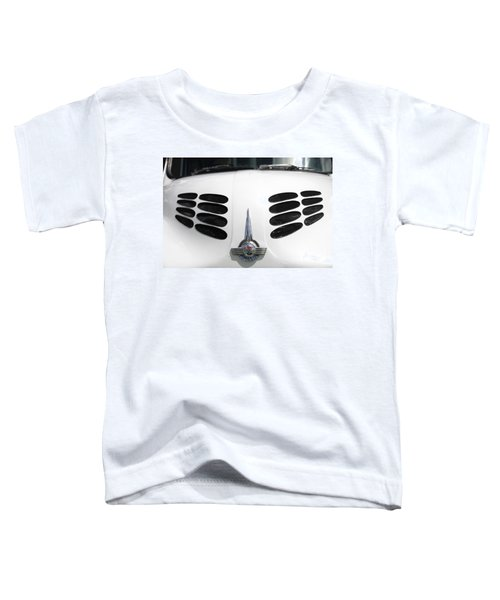 Toddler T-Shirt featuring the photograph Nice Grills by Stephen Mitchell