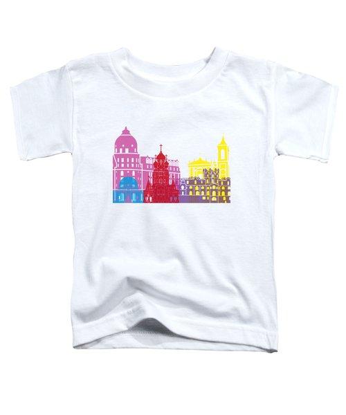 Nice Skyline Pop Toddler T-Shirt