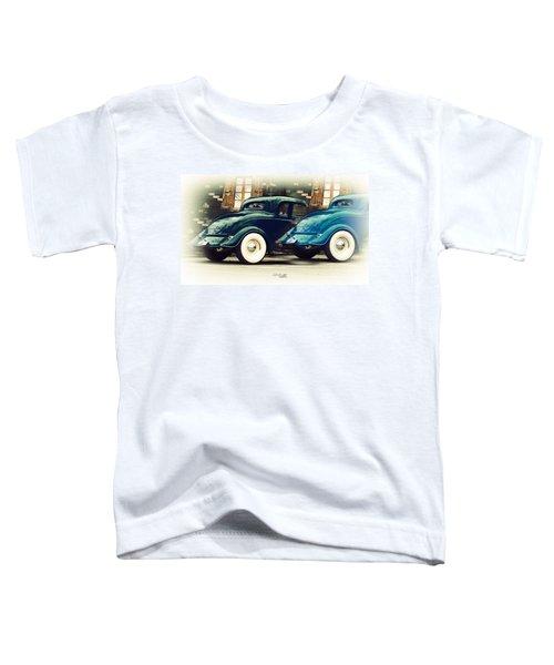 Nice Wheels Toddler T-Shirt