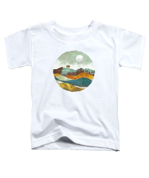 Night Fog Toddler T-Shirt by Spacefrog Designs