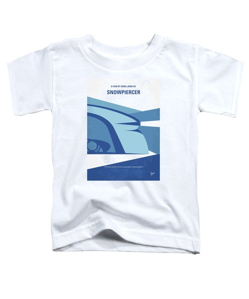 No767 My Snowpiercer Minimal Movie Poster Toddler T-Shirt