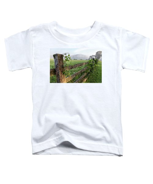 North Road View Toddler T-Shirt