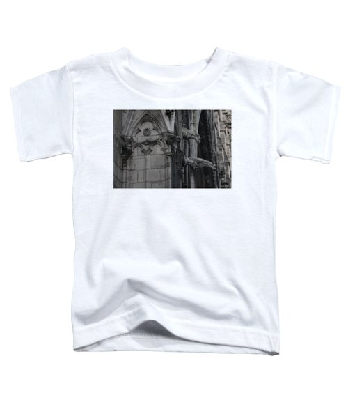 North Side Notre Dame Cathedral Toddler T-Shirt