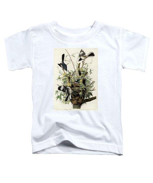 Northern Mockingbird Toddler T-Shirt by Granger