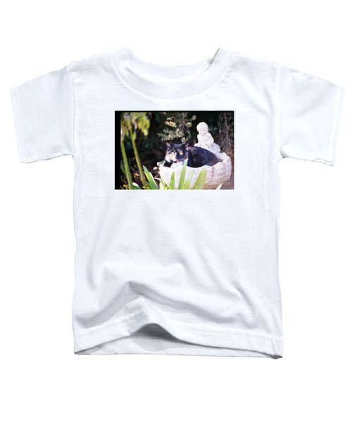 Not Just For The Birds Toddler T-Shirt